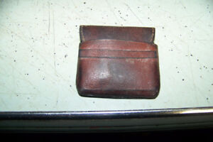 1950s RONSON Lighter with Leather Case