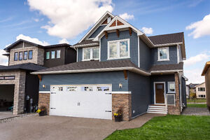 Former Showhome Backing Creek in Riverstone