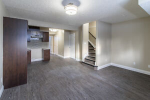 Bright and Spacious 1 Bedroom Basement Suite with side entrance