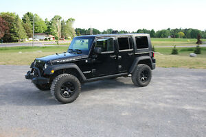 2007 Jeep Wrangler Unlimited Rubicon. Certified and E-Tested.