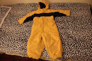 LANDS'END Toddler Winter Snowsuit - 4T