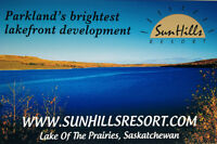 Sun Hills Resort-Lake of the Prairies,Sask. 40mins E of Yorkton