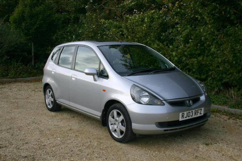 AUTOMATIC HONDA JAZZ done 91307 Miles with SERVICE HISTORY and a NEW MOT