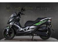2016 65 KAWASAKI J125 SC125 BGFA ABS SPECIAL ED 125CC 0% DEPOSIT FINANCE AVAILAB
