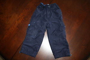 Osh Kosh Mesh Lined Nylon Pants