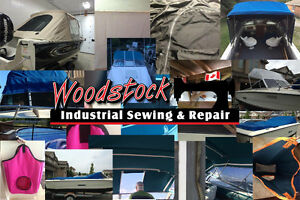 Custom Boat Top Fabrications and Repairs