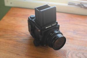 Mamiya RZ 67 Pro II - 6x7 Medium Format Film SLR