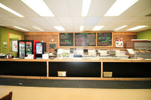 Sandwich and Sub Shop for Sale!!