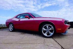 2010 Dodge Challenger RT Classic Coupe (2 door)