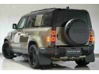 2020 Land Rover Defender 110 2.0 SD4 First Edition Auto 4WD (s/s) 5dr SUV Diesel