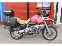 1995 BMW R1100GS *FSH, 3 OWNERS, FREE UK DELIVERY*