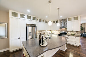 ONLY STEPS FROM MILL CREEK RAVINE!! 3000 sq ft FULLY FINISHED! Edmonton Edmonton Area image 6