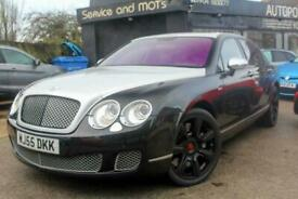 image for 2005 55 BENTLEY CONTINENTAL FLYING SPUR 6.0 FLYING SPUR 5 SEATS 4D 550 BHP