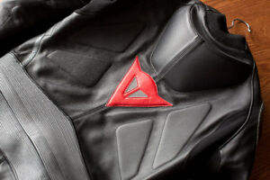 Dainese Trickster Race / Riding Leather Suit - Size 52 MINT