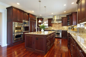 *PRE-MADE KITCHEN AND BATHROOM CABINETS*