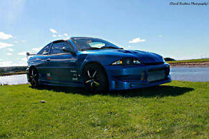 Custom built 350 HP Cavalier