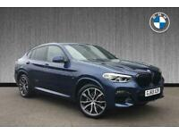 2019 BMW X4 X4 xDrive20d M Sport Auto Estate Diesel Automatic