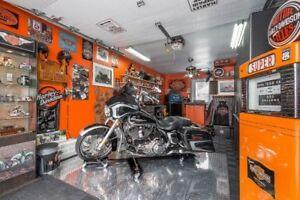 Motorack ,Solution au rangement pour moto