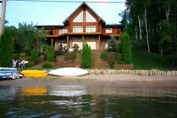 Beautiful Country Living in log home!!