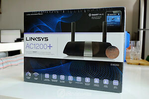 Routeur Modem Linksys AC1200+ EA6350 SMART WI-FI