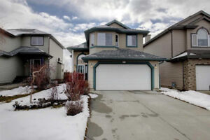 Back on golf course single house for sale by owner-Edmonton West