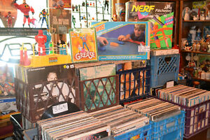 Vintage & Vinyl Records & Turntables 891 Front Rd LaSalle 11-6pm Windsor Region Ontario image 2