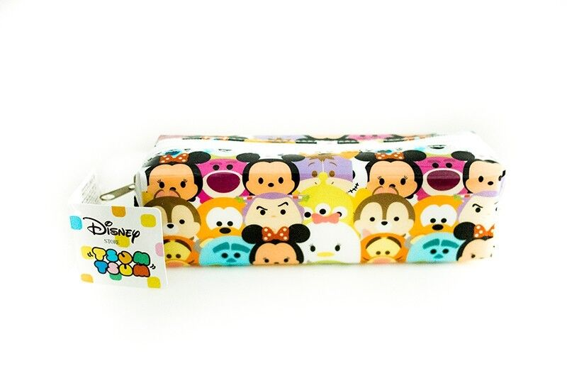 Brand new Tsum Tsum pencil case for infant toddler kid child