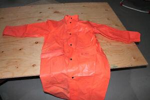 FR Rain Coat Long