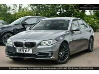 2015 BMW 5 Series 550I 4.4 V8 LUXURY 2 OWNERS AWAITING PREPARATION Auto Saloon P
