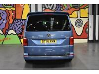 2017 T6 SWB 2.0TDI 140PS KOMBI HIGHLINE SPORTLINE PACK ACAPULCO BLUE