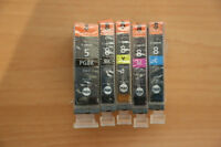 Canon CLI-8 Genuine*** Ink Cartridges New Sealed Pixma 5 Packs