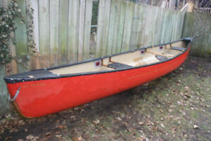 16' Swift Dumoine whitewater canoe