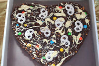 ***Gourmet Chocolate Pizza's for Christmas Gifts & Parties***