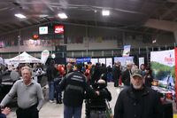 Sudbury Sportsman Show 2017 - April 7 - 9, 2017