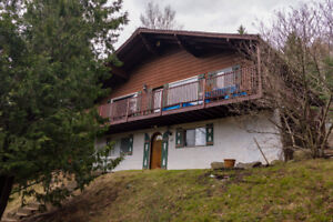 Chalet suisse a louer - Swiss cottage for rent