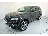 2016 Jeep Grand Cherokee 3.0 V6 CRD OVERLAND 5d AUTO-20 inch ALLOYS-PANORAMIC RO