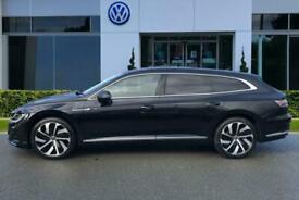 2020 Volkswagen Arteon Arteon Shooting Brake R-Line 2.0 TSI 190PS 7-Speed DSG 5