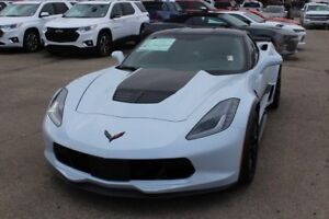 2019 Chevrolet Corvette Z06 2LZ Coupe|A/T|Nav|Clear Roof|Blk Whe