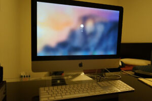 Fully Loaded iMac With Premier, Photoshop, Final Cut & More