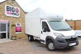 2016 CITROEN RELAY 35 HDI 150 HEAVY L4 LUTON WITH TAIL LIFT LUTON DIESEL