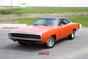 1970 Dodge CHARGER L Code 440 Date Correct
