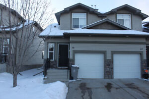3 Bedroom Duplex with Finished Basement in Morinville