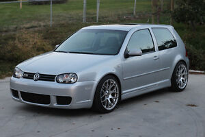 PRICE DROP 2004 Volkswagen Golf R32