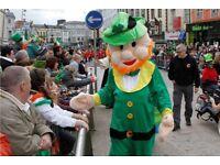 St Patrick's weekend flights