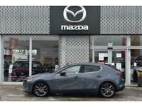 2019 Mazda 3 2.0 Skyactiv-G MHEV Sport Lux 5dr Auto Hatchback Hatchback Petrol A