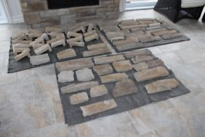 Cobble Stone / Pierre de foyer Model Telluride
