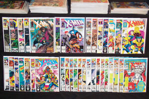 Estate Sale Comics and Collectibles