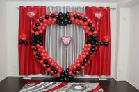 Balloon Decorations 647-721-4509 Reasonable Prices