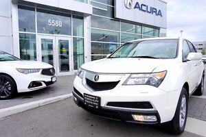Acura MDX AWD 4dr Tech Pkg 2013