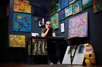 ARTISTS WANTED at Low Tide Gallery in Bridgetown
